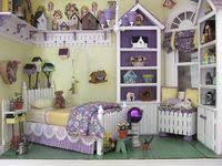 Roombox: лучшие изображения (81) | Miniature houses, Doll ...