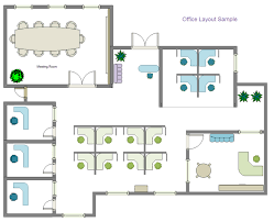office layout sample house plan building drawing tools design elements office layout