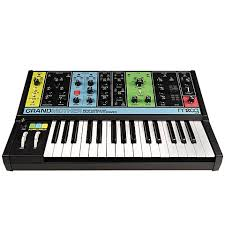 <b>Moog Grandmother</b> « <b>Синтезаторы</b> эл. музыки | Musik Produktiv