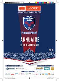 annuiare fcg 2012 by fc grenoble rugby issuu