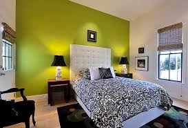 view in gallery green accent wall in the black and white bedroom black bedroom furniture hint