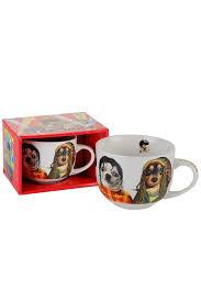 <b>Кружка Gift</b>'n'<b>Home</b> (Гифт Н Хоме) арт JM-500 STAR DOGS ...