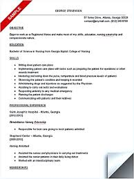my resumesamples of nursing resumes registered resume registered resume template resume templates for college students for sample nursing school resume