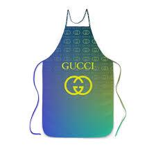 """Фартук с полной запечаткой """"<b>Gucci</b>"""" #2868469 от ZoZo - <b>Printio</b>"""