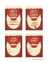 dirty santa lottery tickets the perfect gift easy peasy pleasy printable dirty santa gift tags for lottery tickets