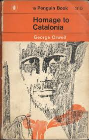 best images about george orwell oelig uvres diverses george orwell homage to catalonia