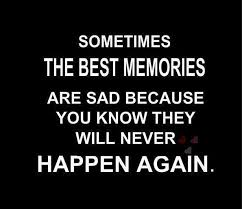 MEMORY QUOTES image quotes at hippoquotes.com via Relatably.com