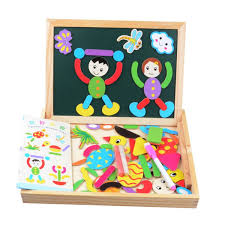 2019 <b>Wholesale Multifunctional Wooden</b> Toys Educational Magnetic ...