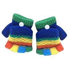 SetMei Toddler Baby Girls Boys <b>Cute</b> Thicken Patchwork <b>Winter</b> ...