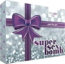 <b>Эротический набор super sex</b> bomb purple. Секс-наборы. Секс ...