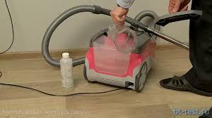 Тест <b>пылесоса Thomas Allergy</b> & Family - YouTube