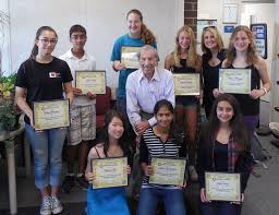 Holmes  St  James students shine in Holocaust essay contest Davis Enterprise Holocaust survivor Bernard Marks returned to Holmes Junior High School last week to recognize the students who entered his annual Holocaust essay contest