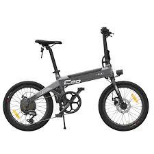 Xiaomi <b>HIMO C20</b> Foldable <b>Electric</b> Moped Bicycle Max 25km/h Gray