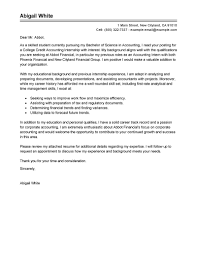 best training internship college credits cover letter examples edit
