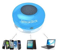 shower radio review guide x: waterproof bluetooth speakers speakstick waterproof bluetooth speakers