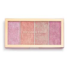 <b>Палетка румян</b> для лица `REVOLUTION` <b>VINTAGE</b> LACE BLUSH ...