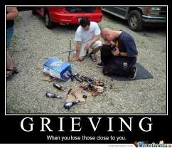 Grieving Memes. Best Collection of Funny Grieving Pictures via Relatably.com