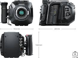 Blackmagic URSA Mini Pro – Характеристики | Blackmagic Design