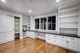 built in home office cabinets built in office cabinets home office built home office