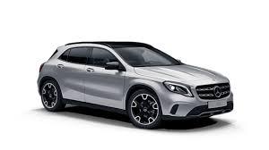 <b>Mercedes</b>-<b>Benz GLA</b>: Highlights