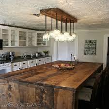 Rustic Kitchen Island Light Fixtures Rustic Kitchen Island Lighting Soul Speak Designs