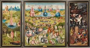 <b>The Garden of Earthly</b> Delights Triptych - The Collection - Museo ...