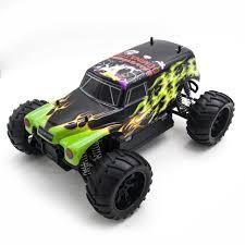 Купить <b>Радиоуправляемый</b> джип <b>HSP Monster</b> H-Dominator 4WD ...