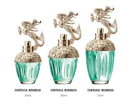 <b>Fantasia Mermaid</b> Eau de Toilette – <b>Anna Sui</b>