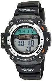 Buy Casio <b>Outdoor</b> Digital Grey Dial <b>Men's Watch</b> - SGW-300H ...