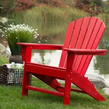 QUICK VIEW Belham Living Belmore Recycled Plastic Classic Adirondack Chair  V
