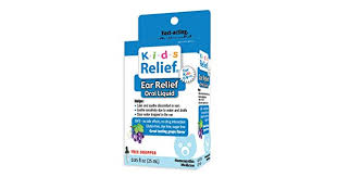 <b>Kids Relief Ear Relief</b>: Amazon.sg: Health & Personal Care