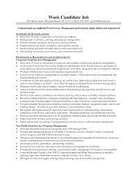 sample resume food service sales manager resume  corezume cofood service resume cover letter id  food service resume cover letter id  food service