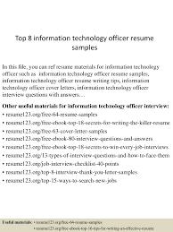 topinformationtechnologyofficerresumesamples lva app thumbnail jpg cb