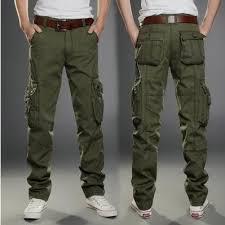 Tactical Cargo Outdoor Pants <b>Men</b> Combat Army Training Military ...
