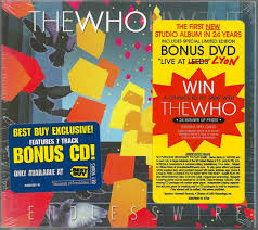The <b>Who - Endless Wire</b> (2006, CD) | Discogs