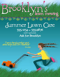 lawn maintenance brochures photo album happy easter day brooklyn s summer lawn care