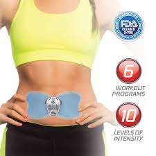 <b>Rechargeable Wireless</b> EMS Muscle Stimulator Muscle Pulse ...