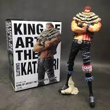 <b>Anime One Piece</b> Charlotte Katakuri Figure King of Artist <b>KOA</b> ...