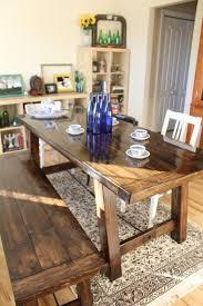 Dining Room Table Pottery Barn Pottery Barn Farmhouse Table Diy Img 0272jpg Pottery Barn