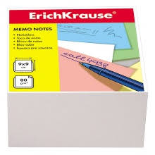 <b>Бумага для заметок Erich</b> Krause — купить в интернет-магазине ...