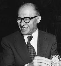 Menachem Begin was National Director of Betar in Poland. To escape the Nazi invasion ofPoland, ... - Menachem-Begin