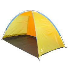 <b>Пляжный тент Jungle Camp</b> Tenerife Beach Желтый/Оранжевый ...