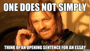 Simple Memes for Complex Writers @ Center for Writing Excellence via Relatably.com