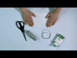"""Лайфхак от ТРК """"Губерния"""": как сделать маски в домашних ..."""