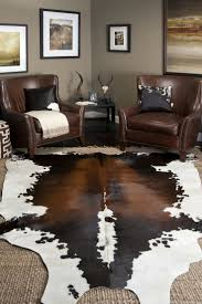 large carpets living cow hide living room middot rugs
