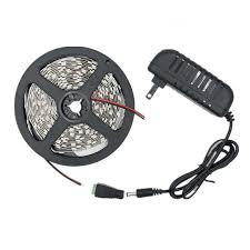 LED Strip Light <b>AC 220V SMD 5050</b> Flexible LED Tape 60LEDs/m ...