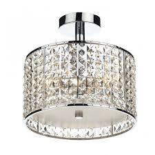 rhodes crystal bathroom chandelier ceiling light astro lighting evros light crystal bathroom
