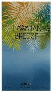 Купить <b>Парфюмерная</b> вода <b>Ajmal Hawaiian Breeze</b>, 75 мл по ...