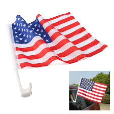 <b>Free Shipping</b> Hot <b>NEW 30x45cm</b> American Car Flag 12x18inch ...