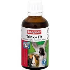 <b>Витамины Beaphar Trink</b> Fit Nager для грызунов - 50 мл